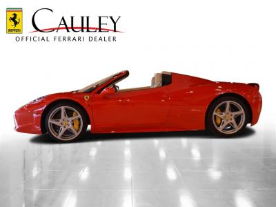 Used 2012 Ferrari 458 Spider Used 2012 Ferrari 458 Spider for sale Sold at Cauley Ferrari in West Bloomfield MI 9