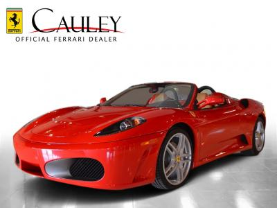 Used 2006 Ferrari F430 Spider Used 2006 Ferrari F430 Spider for sale Sold at Cauley Ferrari in West Bloomfield MI 10