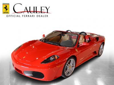 Used 2006 Ferrari F430 Spider Used 2006 Ferrari F430 Spider for sale Sold at Cauley Ferrari in West Bloomfield MI 11