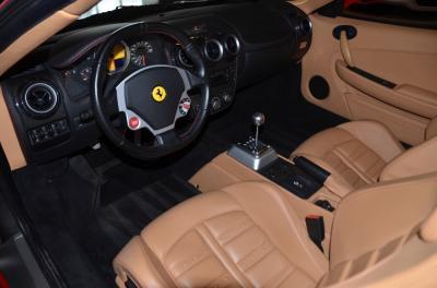 Used 2006 Ferrari F430 Spider Used 2006 Ferrari F430 Spider for sale Sold at Cauley Ferrari in West Bloomfield MI 17