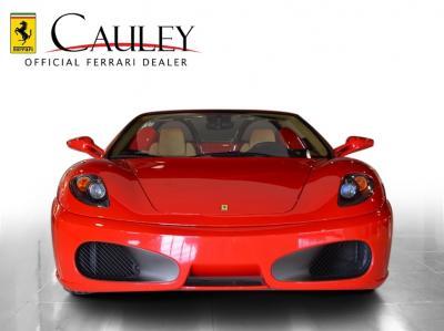 Used 2006 Ferrari F430 Spider Used 2006 Ferrari F430 Spider for sale Sold at Cauley Ferrari in West Bloomfield MI 3
