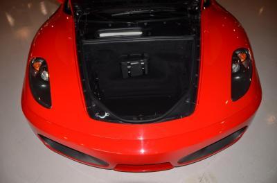 Used 2006 Ferrari F430 Spider Used 2006 Ferrari F430 Spider for sale Sold at Cauley Ferrari in West Bloomfield MI 36