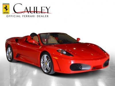 Used 2006 Ferrari F430 Spider Used 2006 Ferrari F430 Spider for sale Sold at Cauley Ferrari in West Bloomfield MI 4