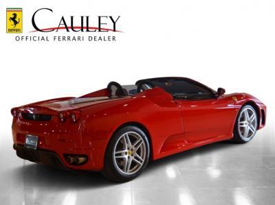 Used 2006 Ferrari F430 Spider Used 2006 Ferrari F430 Spider for sale Sold at Cauley Ferrari in West Bloomfield MI 6