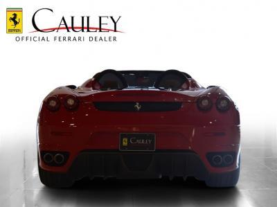 Used 2006 Ferrari F430 Spider Used 2006 Ferrari F430 Spider for sale Sold at Cauley Ferrari in West Bloomfield MI 7