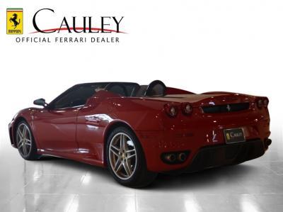 Used 2006 Ferrari F430 Spider Used 2006 Ferrari F430 Spider for sale Sold at Cauley Ferrari in West Bloomfield MI 8