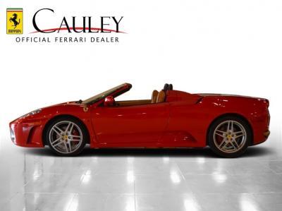 Used 2006 Ferrari F430 Spider Used 2006 Ferrari F430 Spider for sale Sold at Cauley Ferrari in West Bloomfield MI 9