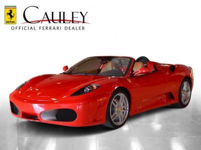 Used 2006 Ferrari F430 Spider Used 2006 Ferrari F430 Spider for sale Sold at Cauley Ferrari in West Bloomfield MI 1