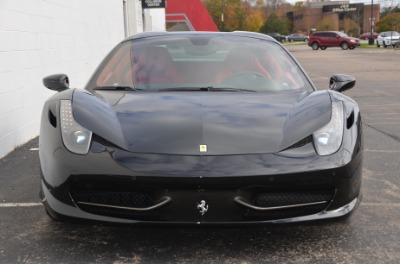 Used 2013 Ferrari 458 Spider Used 2013 Ferrari 458 Spider for sale Sold at Cauley Ferrari in West Bloomfield MI 13