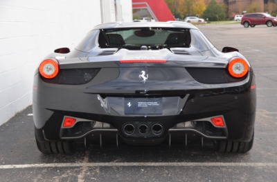 Used 2013 Ferrari 458 Spider Used 2013 Ferrari 458 Spider for sale Sold at Cauley Ferrari in West Bloomfield MI 17