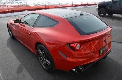 Used 2016 Ferrari FF Used 2016 Ferrari FF for sale Sold at Cauley Ferrari in West Bloomfield MI 40