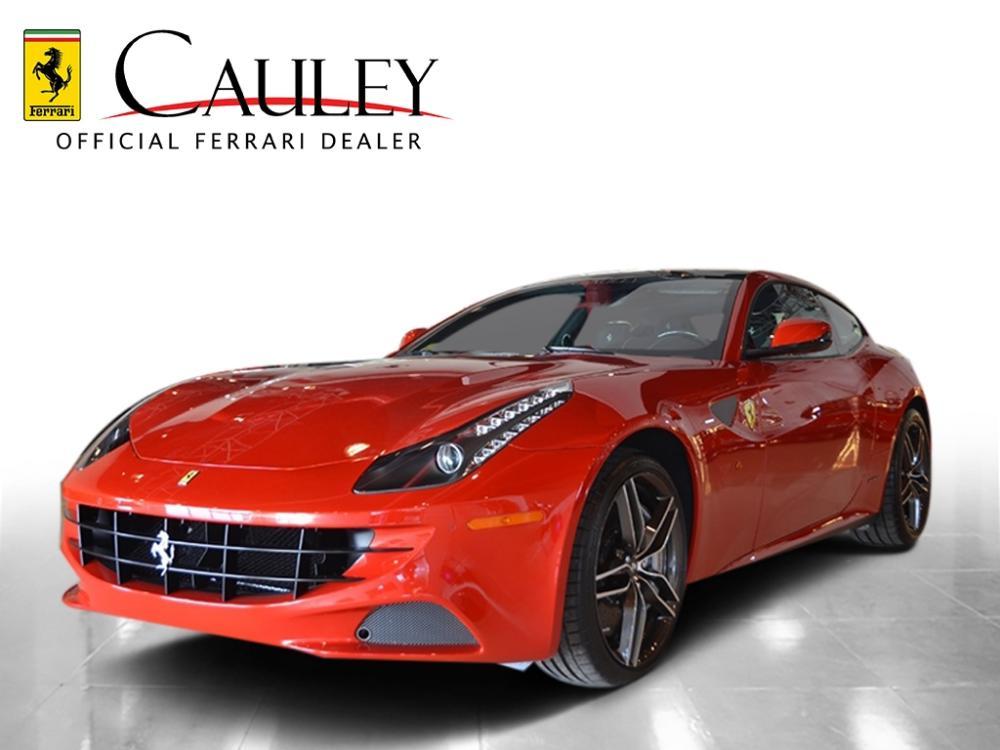 Used 2016 Ferrari FF