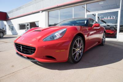 Used 2012 Ferrari California Used 2012 Ferrari California for sale Sold at Cauley Ferrari in West Bloomfield MI 38