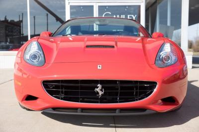 Used 2012 Ferrari California Used 2012 Ferrari California for sale Sold at Cauley Ferrari in West Bloomfield MI 39