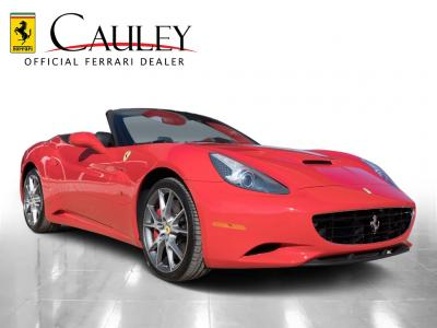 Used 2012 Ferrari California Used 2012 Ferrari California for sale Sold at Cauley Ferrari in West Bloomfield MI 4