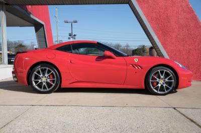 Used 2012 Ferrari California Used 2012 Ferrari California for sale Sold at Cauley Ferrari in West Bloomfield MI 41