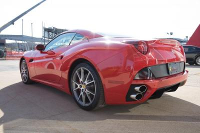 Used 2012 Ferrari California Used 2012 Ferrari California for sale Sold at Cauley Ferrari in West Bloomfield MI 44