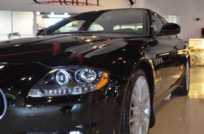 Used 2011 Maserati Quattroporte S Used 2011 Maserati Quattroporte S for sale Sold at Cauley Ferrari in West Bloomfield MI 13