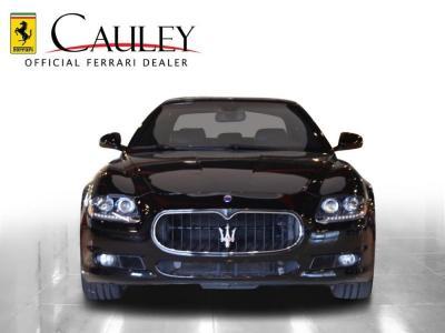 Used 2011 Maserati Quattroporte S Used 2011 Maserati Quattroporte S for sale Sold at Cauley Ferrari in West Bloomfield MI 3