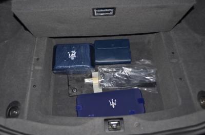 Used 2011 Maserati Quattroporte S Used 2011 Maserati Quattroporte S for sale Sold at Cauley Ferrari in West Bloomfield MI 36