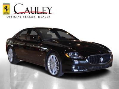 Used 2011 Maserati Quattroporte S Used 2011 Maserati Quattroporte S for sale Sold at Cauley Ferrari in West Bloomfield MI 4