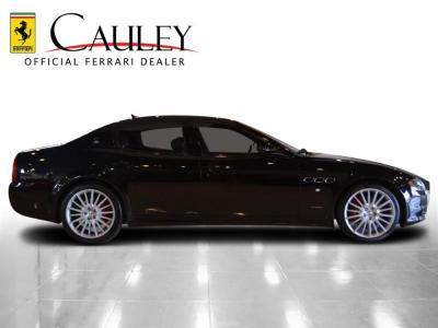 Used 2011 Maserati Quattroporte S Used 2011 Maserati Quattroporte S for sale Sold at Cauley Ferrari in West Bloomfield MI 5