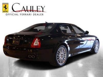 Used 2011 Maserati Quattroporte S Used 2011 Maserati Quattroporte S for sale Sold at Cauley Ferrari in West Bloomfield MI 6