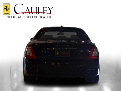 Used 2011 Maserati Quattroporte S Used 2011 Maserati Quattroporte S for sale Sold at Cauley Ferrari in West Bloomfield MI 7