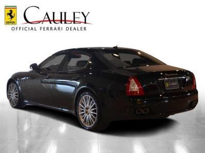 Used 2011 Maserati Quattroporte S Used 2011 Maserati Quattroporte S for sale Sold at Cauley Ferrari in West Bloomfield MI 8