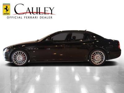 Used 2011 Maserati Quattroporte S Used 2011 Maserati Quattroporte S for sale Sold at Cauley Ferrari in West Bloomfield MI 9