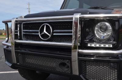 Used 2013 Mercedes-Benz G-Class G63 AMG Used 2013 Mercedes-Benz G-Class G63 AMG for sale Sold at Cauley Ferrari in West Bloomfield MI 16