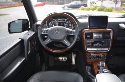 Used 2013 Mercedes-Benz G-Class G63 AMG Used 2013 Mercedes-Benz G-Class G63 AMG for sale Sold at Cauley Ferrari in West Bloomfield MI 27