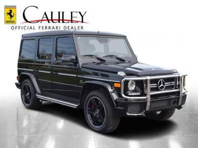 Used 2013 Mercedes-Benz G-Class G63 AMG Used 2013 Mercedes-Benz G-Class G63 AMG for sale Sold at Cauley Ferrari in West Bloomfield MI 4