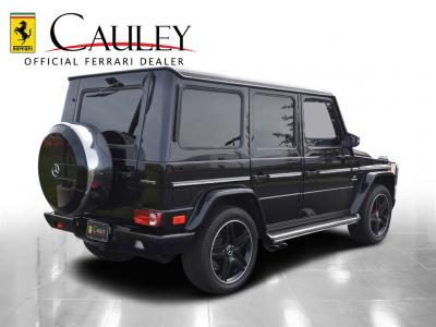 Used 2013 Mercedes-Benz G-Class G63 AMG Used 2013 Mercedes-Benz G-Class G63 AMG for sale Sold at Cauley Ferrari in West Bloomfield MI 6