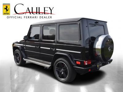 Used 2013 Mercedes-Benz G-Class G63 AMG Used 2013 Mercedes-Benz G-Class G63 AMG for sale Sold at Cauley Ferrari in West Bloomfield MI 8