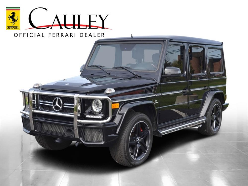 Used 2013 Mercedes Benz G Class G63 AMG