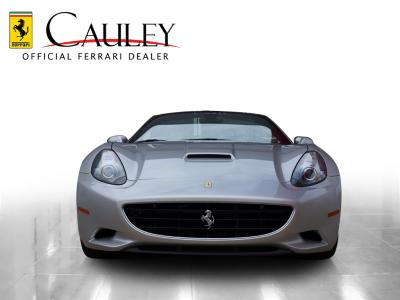 Used 2013 Ferrari California Used 2013 Ferrari California for sale Sold at Cauley Ferrari in West Bloomfield MI 3