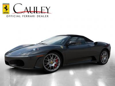 Used 2005 Ferrari F430 F1 Spider Used 2005 Ferrari F430 F1 Spider for sale Sold at Cauley Ferrari in West Bloomfield MI 10