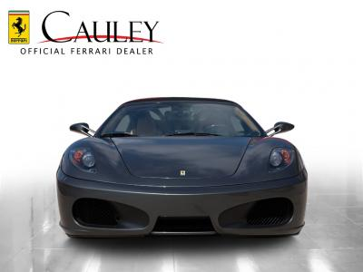 Used 2005 Ferrari F430 F1 Spider Used 2005 Ferrari F430 F1 Spider for sale Sold at Cauley Ferrari in West Bloomfield MI 11