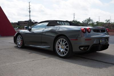 Used 2005 Ferrari F430 F1 Spider Used 2005 Ferrari F430 F1 Spider for sale Sold at Cauley Ferrari in West Bloomfield MI 16