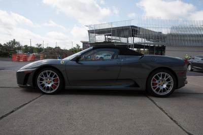 Used 2005 Ferrari F430 F1 Spider Used 2005 Ferrari F430 F1 Spider for sale Sold at Cauley Ferrari in West Bloomfield MI 17