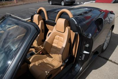Used 2005 Ferrari F430 F1 Spider Used 2005 Ferrari F430 F1 Spider for sale Sold at Cauley Ferrari in West Bloomfield MI 2