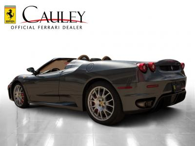 Used 2005 Ferrari F430 F1 Spider Used 2005 Ferrari F430 F1 Spider for sale Sold at Cauley Ferrari in West Bloomfield MI 8