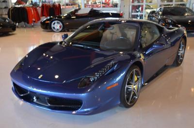 Used 2012 Ferrari 458 Italia Used 2012 Ferrari 458 Italia for sale Sold at Cauley Ferrari in West Bloomfield MI 10