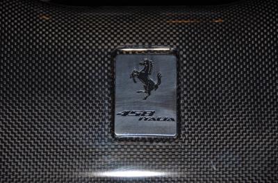 Used 2012 Ferrari 458 Italia Used 2012 Ferrari 458 Italia for sale Sold at Cauley Ferrari in West Bloomfield MI 28