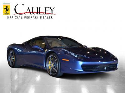 Used 2012 Ferrari 458 Italia Used 2012 Ferrari 458 Italia for sale Sold at Cauley Ferrari in West Bloomfield MI 4