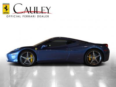 Used 2012 Ferrari 458 Italia Used 2012 Ferrari 458 Italia for sale Sold at Cauley Ferrari in West Bloomfield MI 9