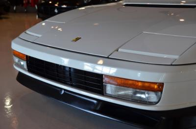 Used 1988 Ferrari Testarossa Used 1988 Ferrari Testarossa for sale Sold at Cauley Ferrari in West Bloomfield MI 11