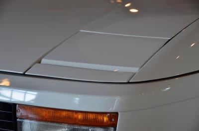 Used 1988 Ferrari Testarossa Used 1988 Ferrari Testarossa for sale Sold at Cauley Ferrari in West Bloomfield MI 12