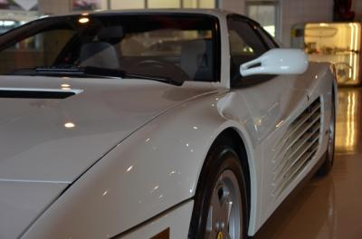 Used 1988 Ferrari Testarossa Used 1988 Ferrari Testarossa for sale Sold at Cauley Ferrari in West Bloomfield MI 14
